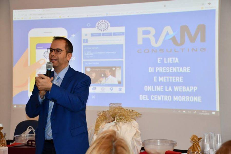 Online un nuovo progetto web di Ram Consulting