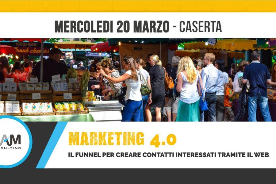 Domani Marketing 4.0, prenota il tuo posto ora