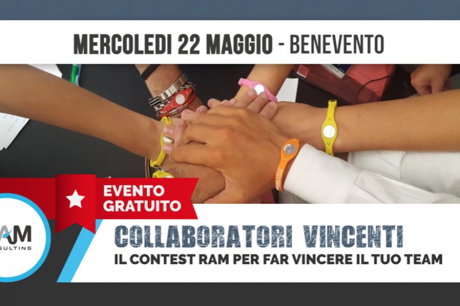 """Tra poche ore… il Contest Ram """"Collaboratori Vincenti!"""""""