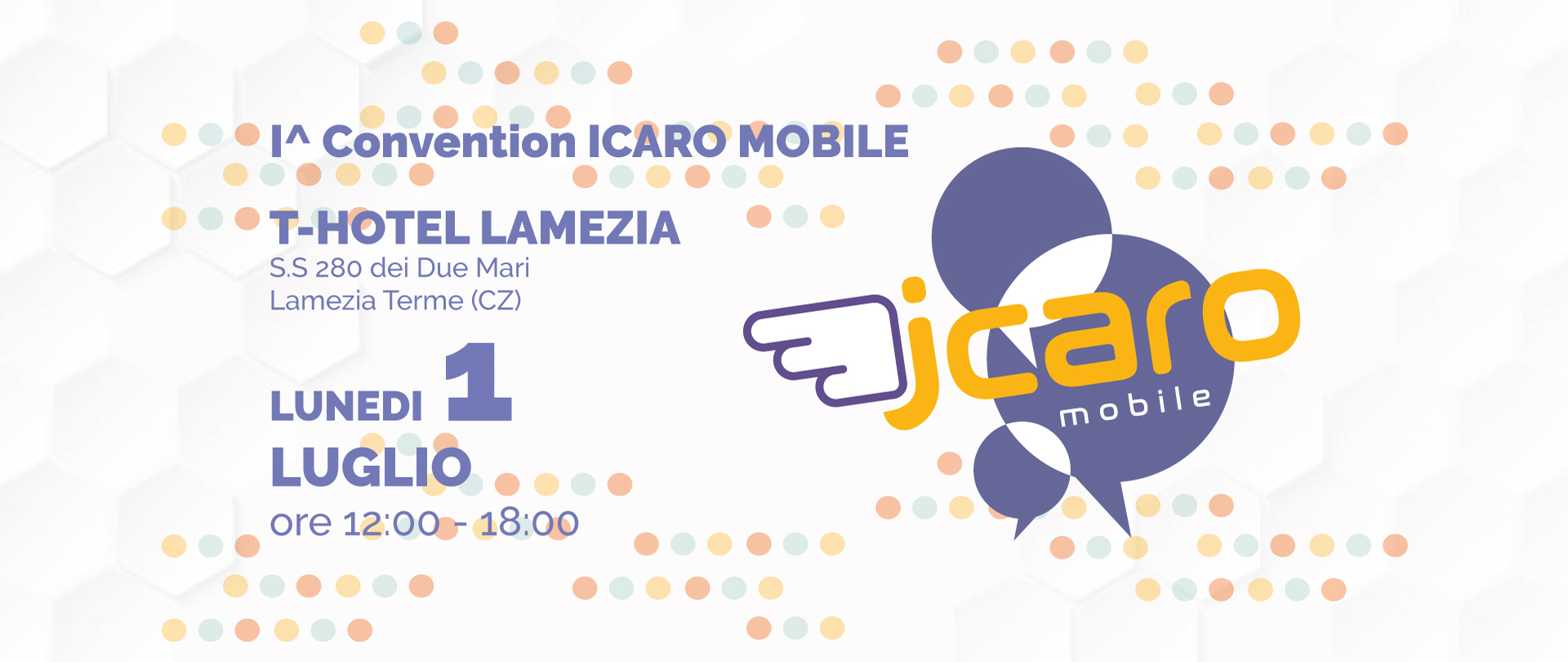 Ram Consulting alla 1* Convention Icaro Mobile