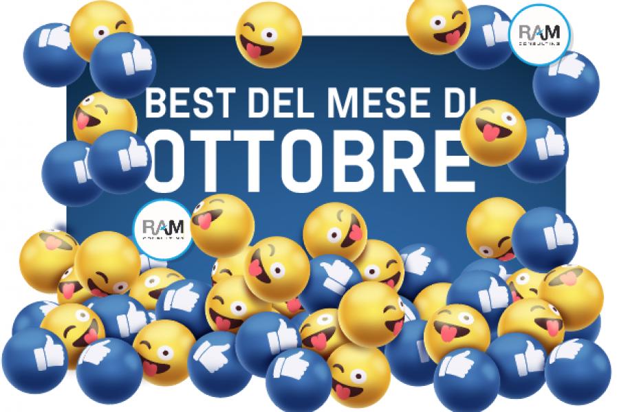 Best del mese di Ottobre