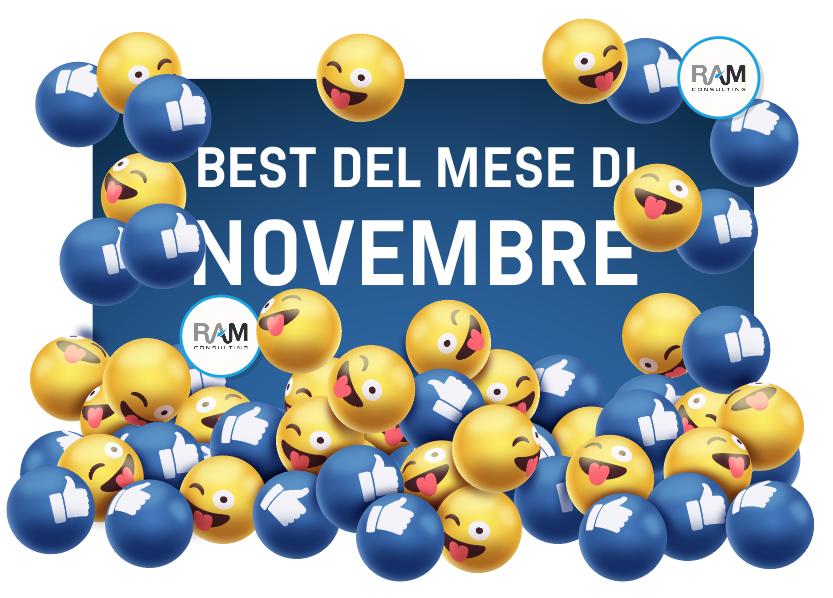 Best del mese di Novembre