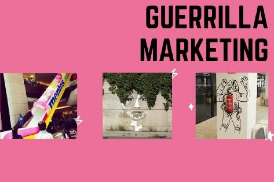 Perché scegliere il Guerrilla Marketing?